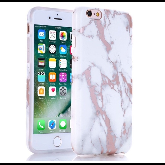 f945a98df2 Amazon Accessories | Iphone 6s Plus Marble Phone Case | Poshmark
